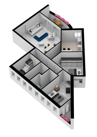 Appartamento in Vendita a Merate