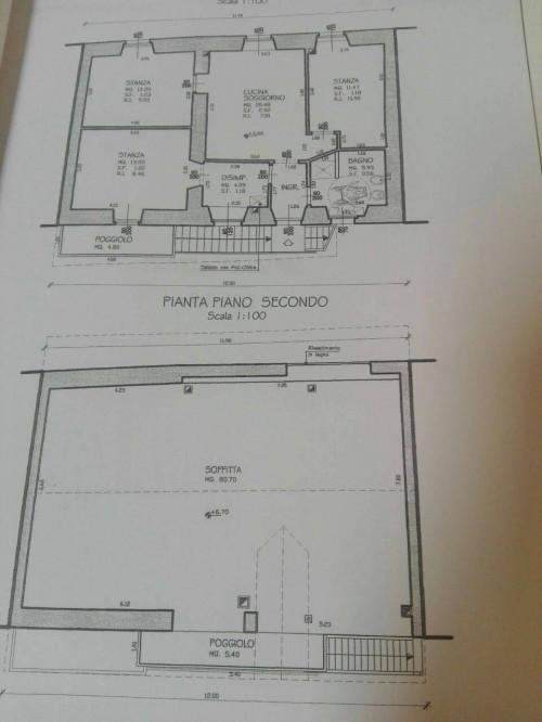 Porzione di casa in Vendita a Pergine Valsugana