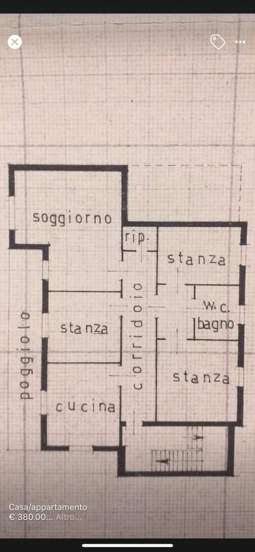 Casa bi-trifamiliare in Vendita a Trento