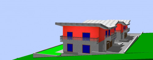 Casa bi-trifamiliare in Vendita a Levico Terme