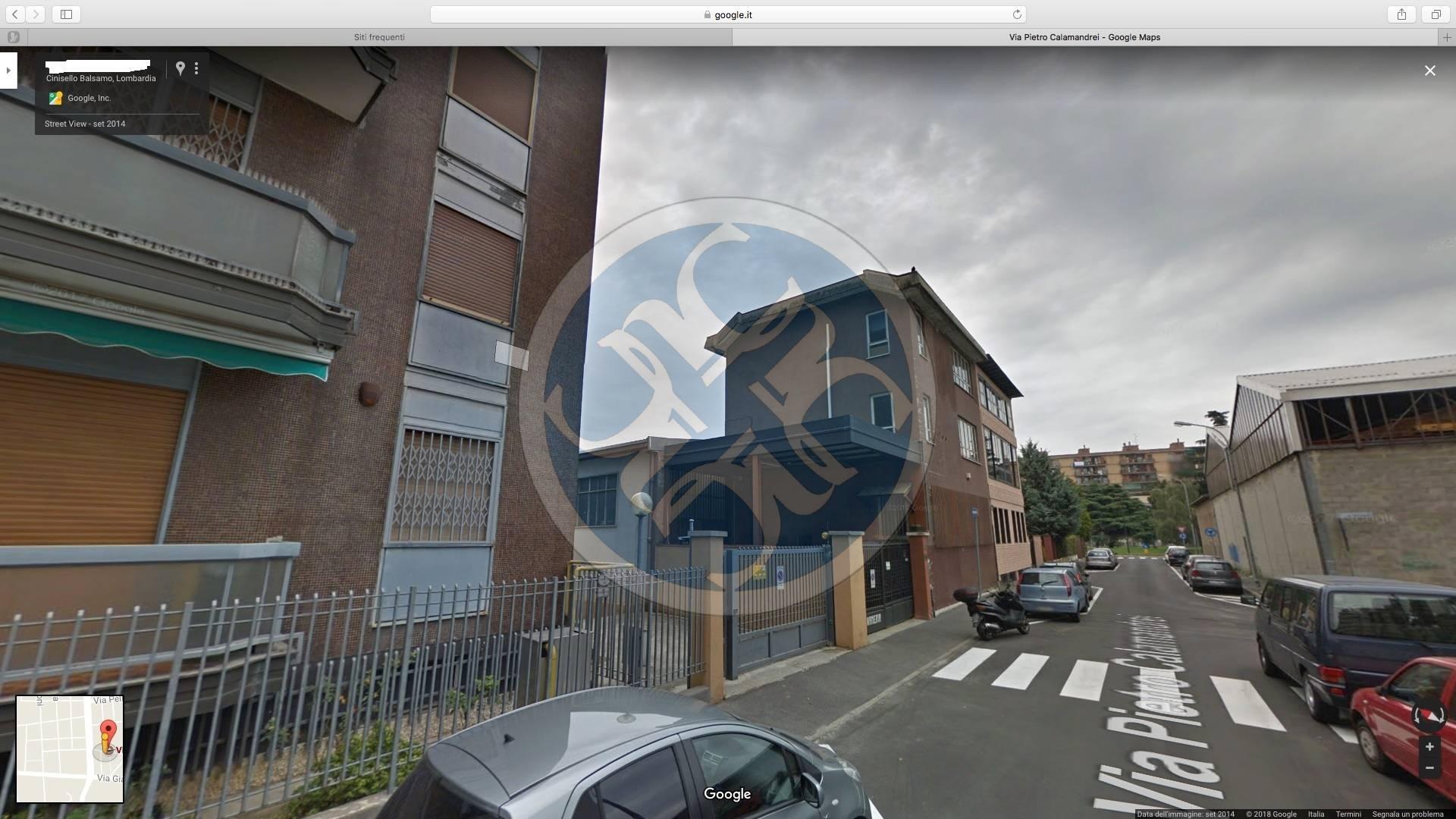 capannone in affitto a cinisello balsamo cod. a000875
