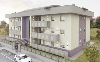 Appartamento con Terrazzo in Vendita a Verona