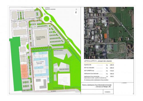 Terreno Commerciale in Vendita a Cernusco sul Naviglio