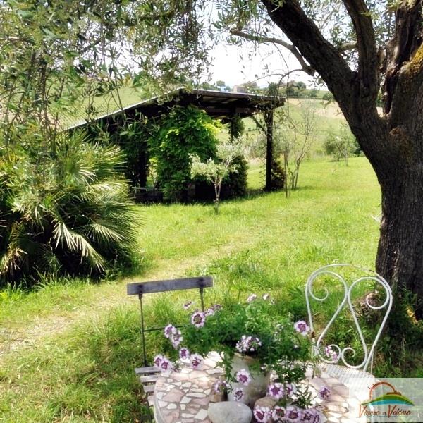 Soluzione Indipendente in affitto a Petritoli, 3 locali, prezzo € 490 | CambioCasa.it