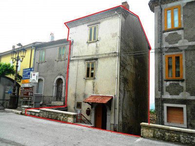 Detached house for Sale to Pietrabbondante