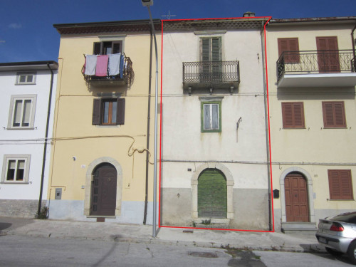 Casa a schiera in Vendita a Agnone