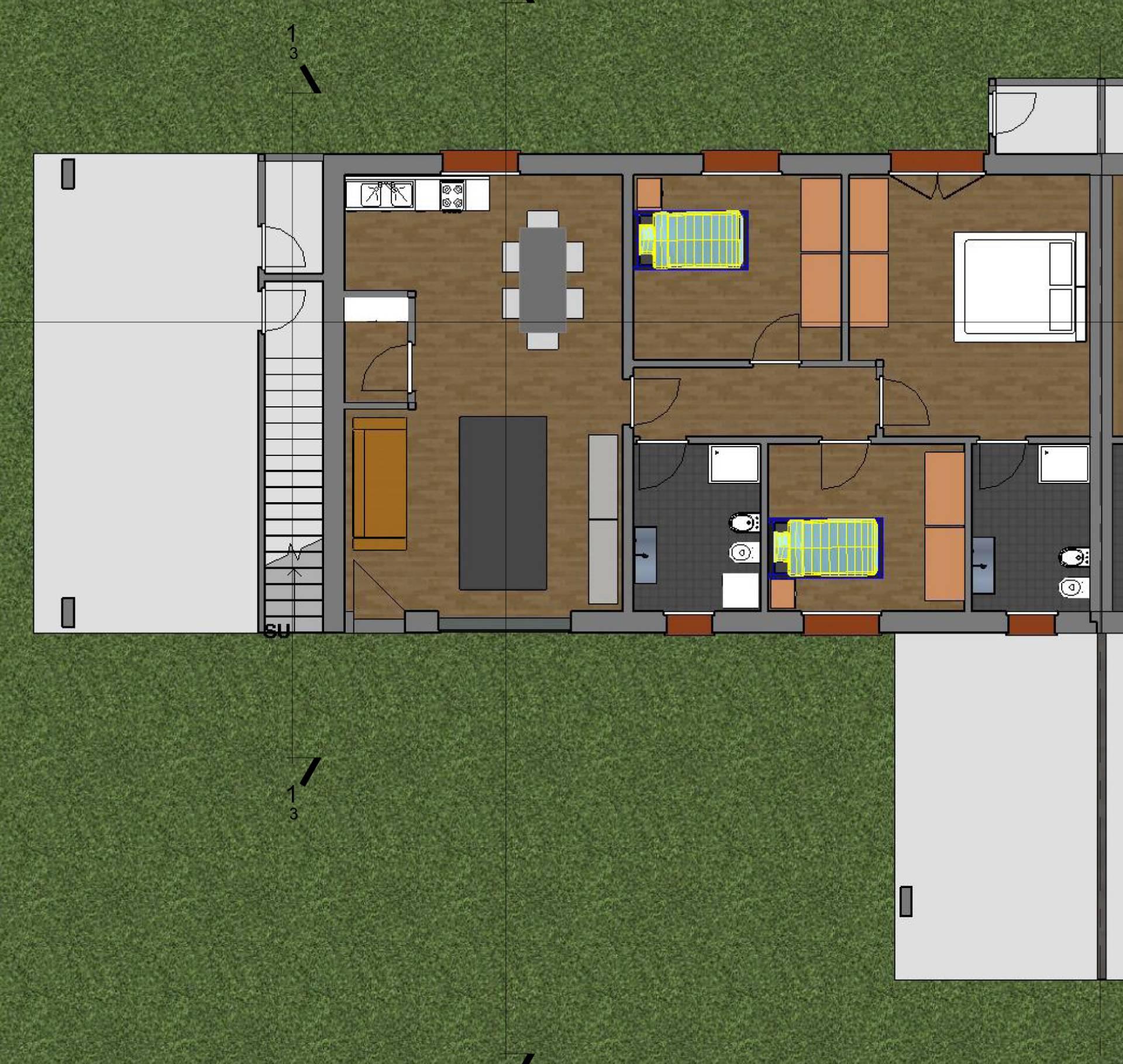 Appartamento BICINICCO vendita    il cottage