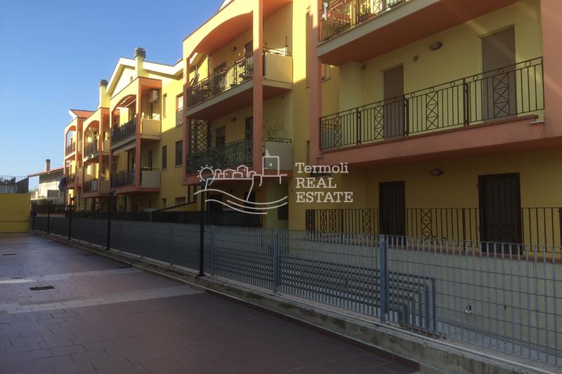 Appartamento in vendita a San Giacomo Degli Schiavoni (CB)
