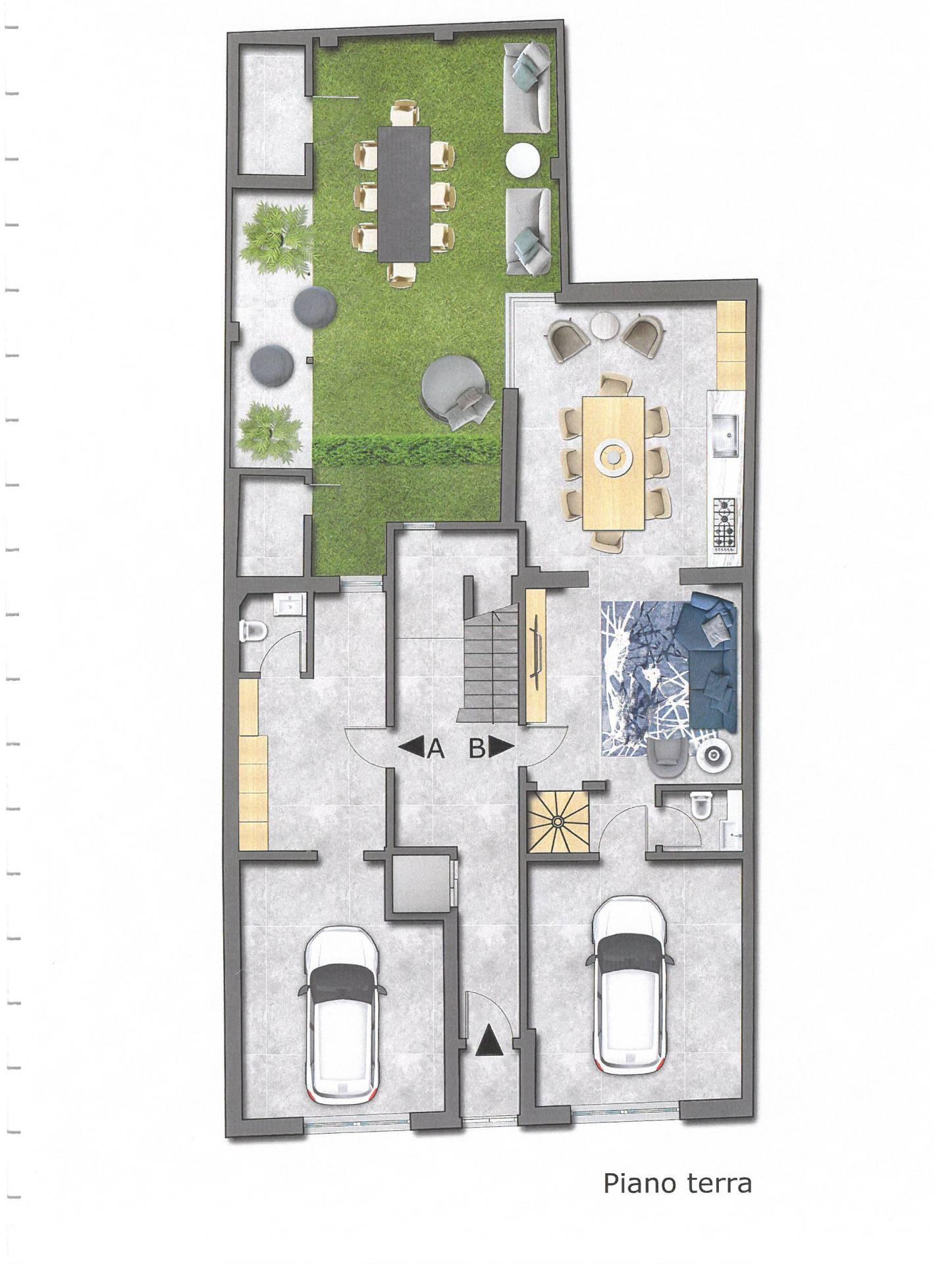 Appartamento in vendita a Empoli, 5 locali, zona Località: Centro, Trattative riservate | CambioCasa.it