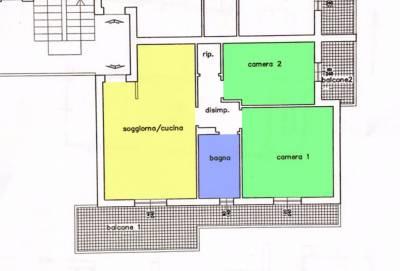 Appartamento a Empoli (2/5)