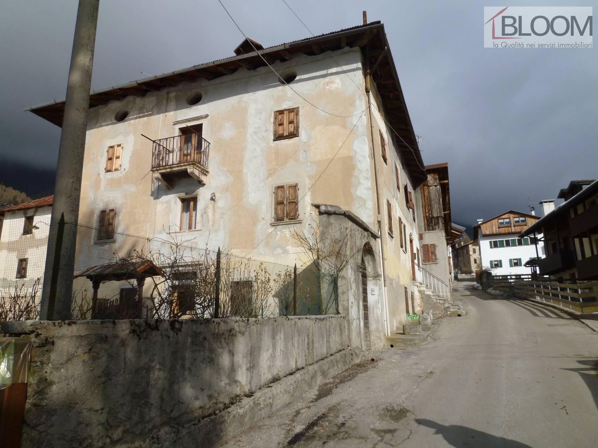 Rustico in vendita a Valle Di Cadore (BL)