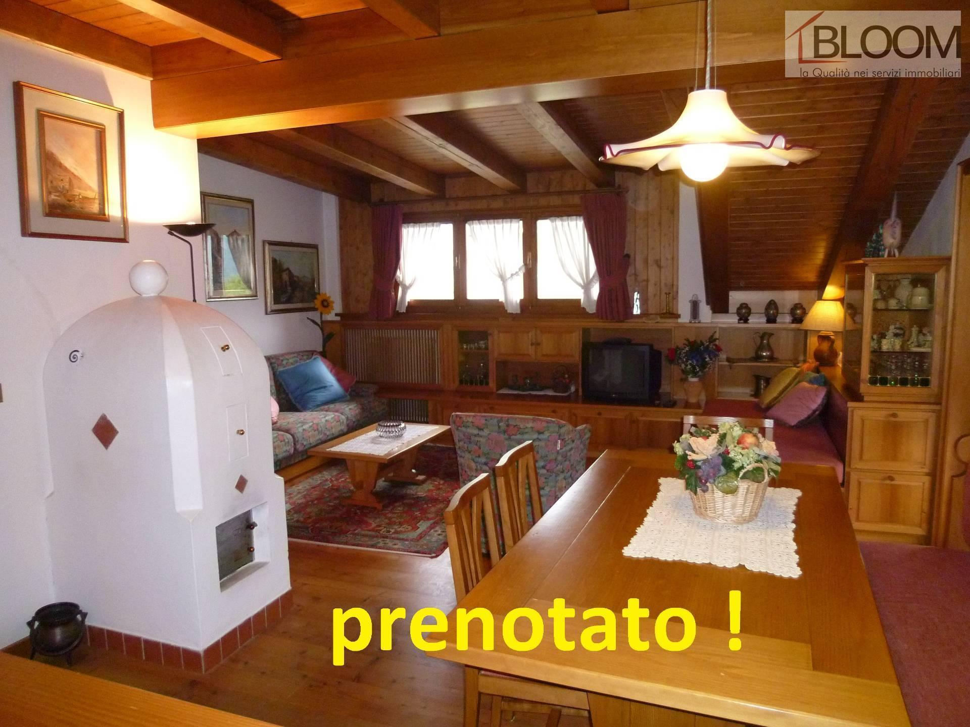Attico / Mansarda in vendita a Lorenzago di Cadore, 5 locali, prezzo € 160.000 | PortaleAgenzieImmobiliari.it