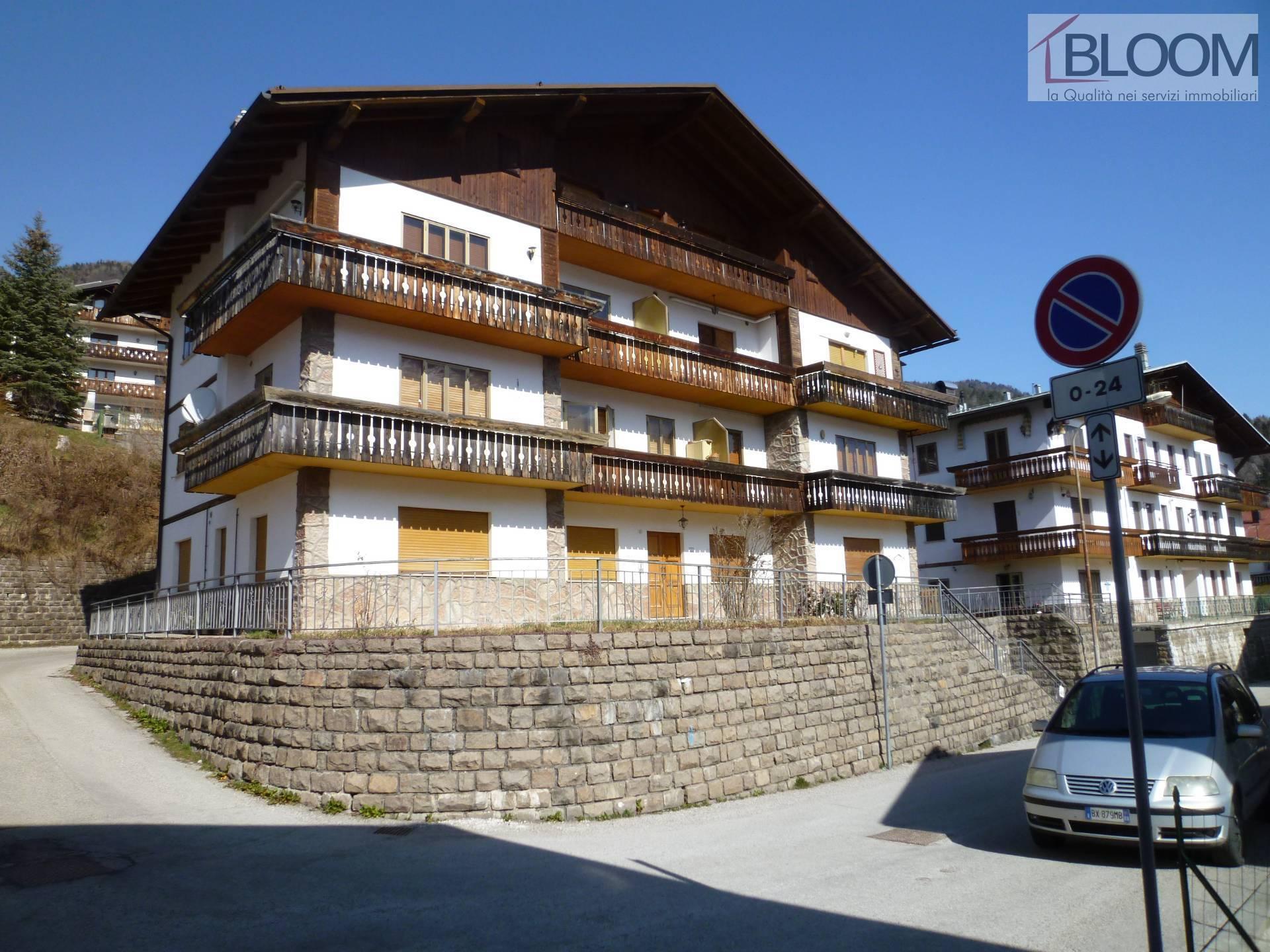 Appartamento in vendita a Domegge di Cadore, 4 locali, prezzo € 90.000 | PortaleAgenzieImmobiliari.it