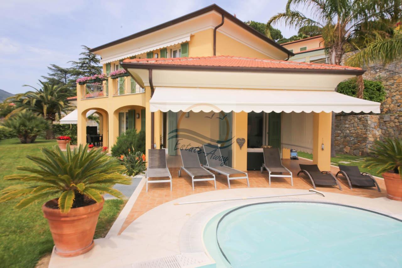 Villa For Sale In Bordighera Ref Iv966