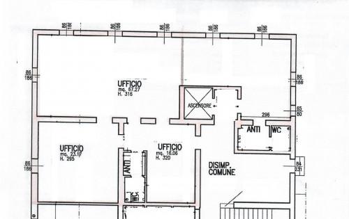 Studio/Ufficio in Affitto a Mogliano Veneto