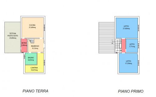 Casa singola in Vendita a Argenta