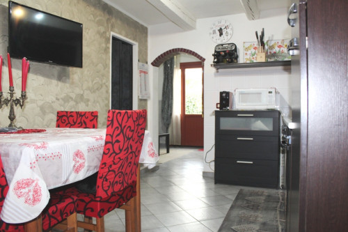 Appartamento indipendente con giardino in Vendita a Conselice