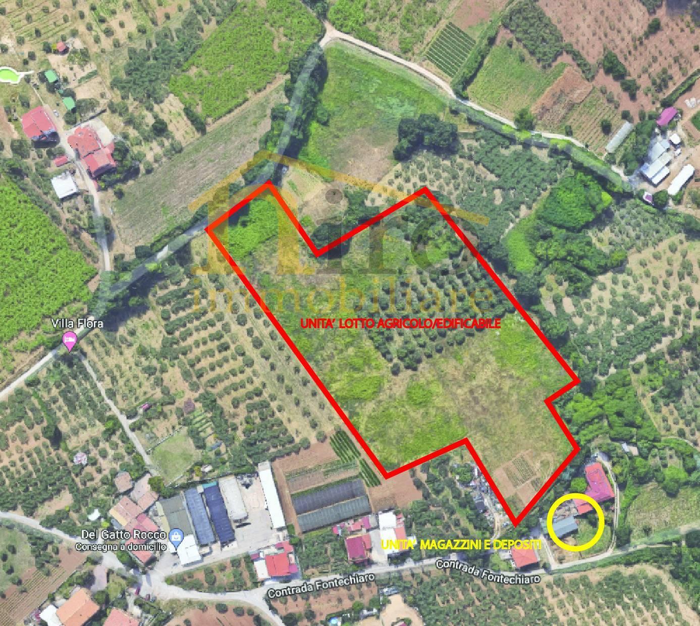 Terreno Agricolo in Vendita a Francavilla al Mare