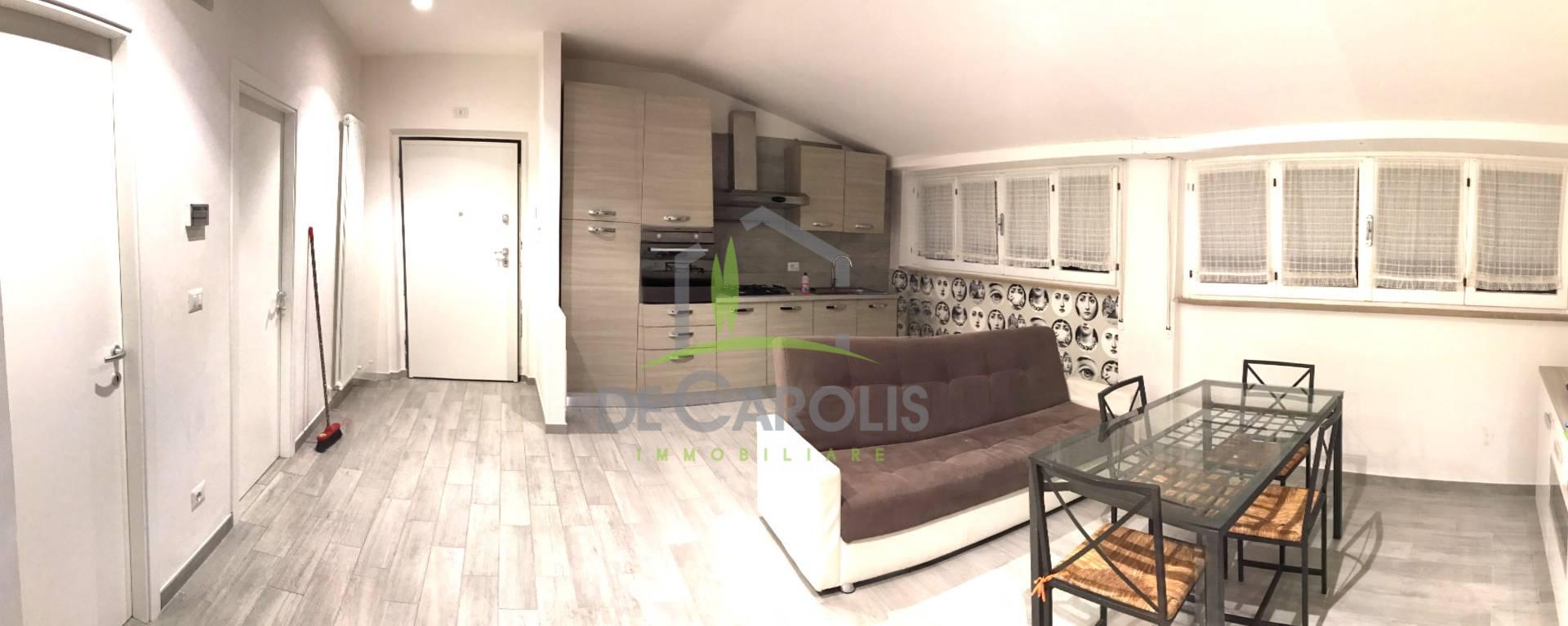 Appartamento in vendita a Sant'Egidio alla Vibrata, 4 locali, zona Zona: Paolantonio, prezzo € 85.000 | CambioCasa.it