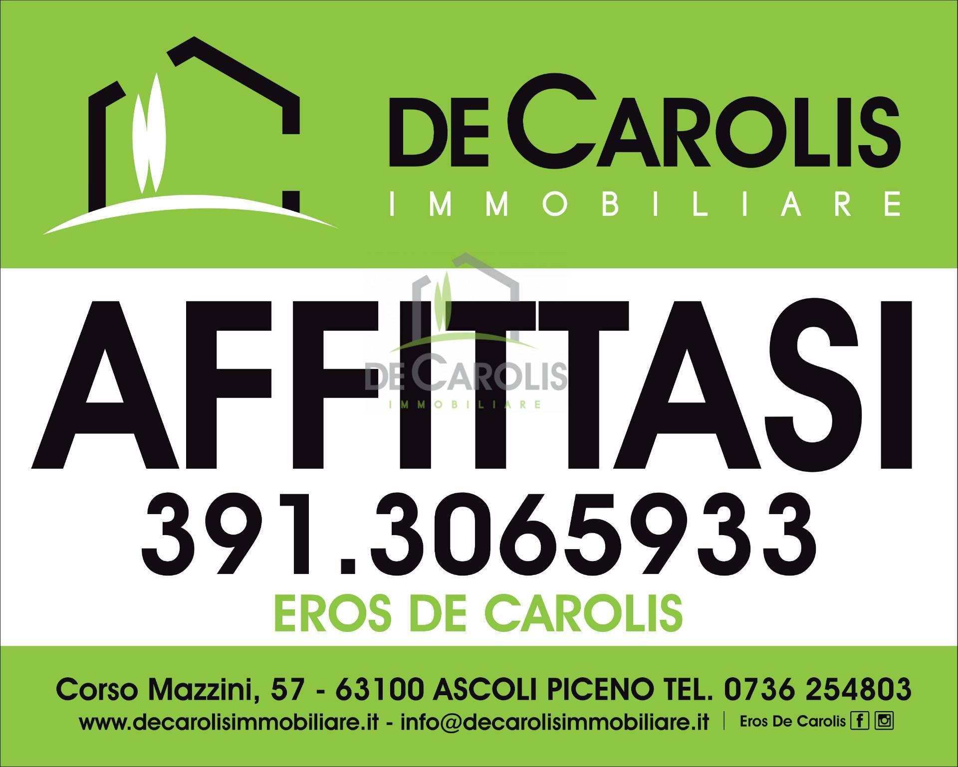Appartamento in affitto a Ascoli Piceno, 5 locali, zona Località: CentroStorico, prezzo € 550 | PortaleAgenzieImmobiliari.it
