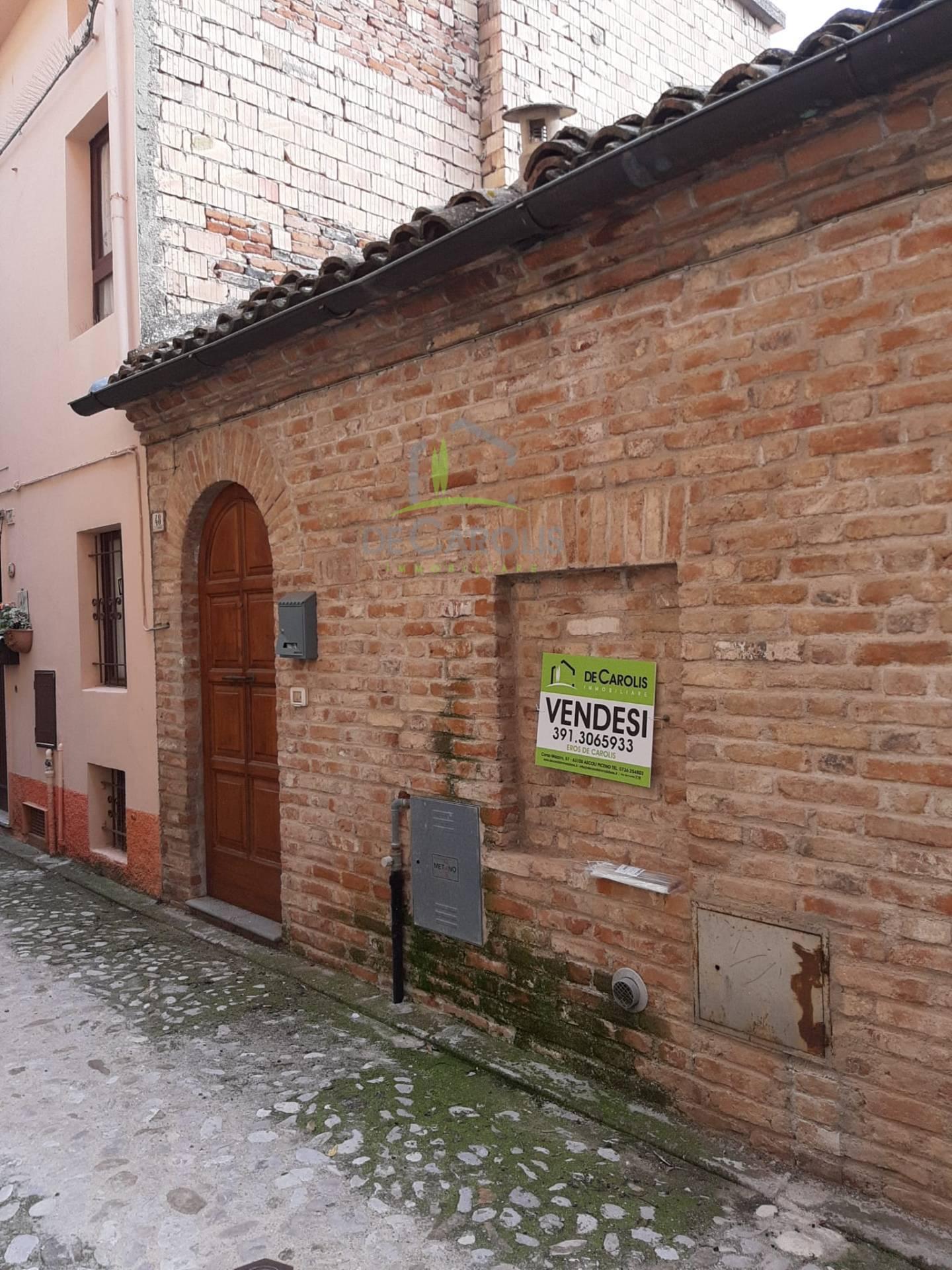 Casa indipendente in vendita a Ripatransone (AP)