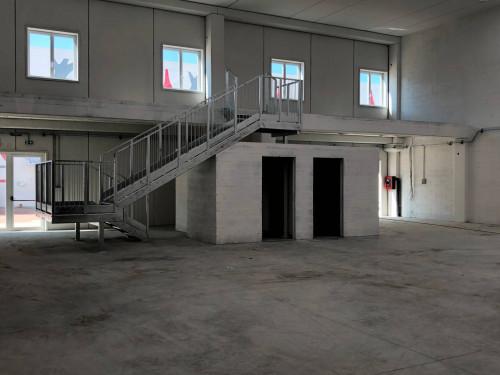 Vai alla scheda: Capannone Industriale Affitto Busnago