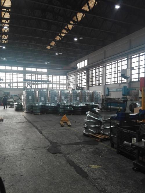 Vai alla scheda: Capannone Industriale Vendita Paderno Dugnano