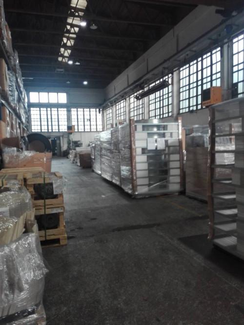 Vai alla scheda: Capannone Industriale Affitto Paderno Dugnano