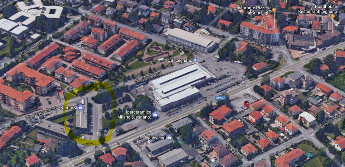 Immobile Commerciale in Vendita a Legnano  rif. 6629