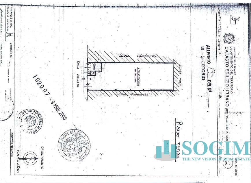 Capannone in Affitto a Brugherio  rif. 2905