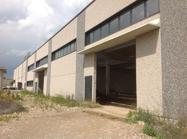 Capannone in Affitto a Desio  rif. 8021