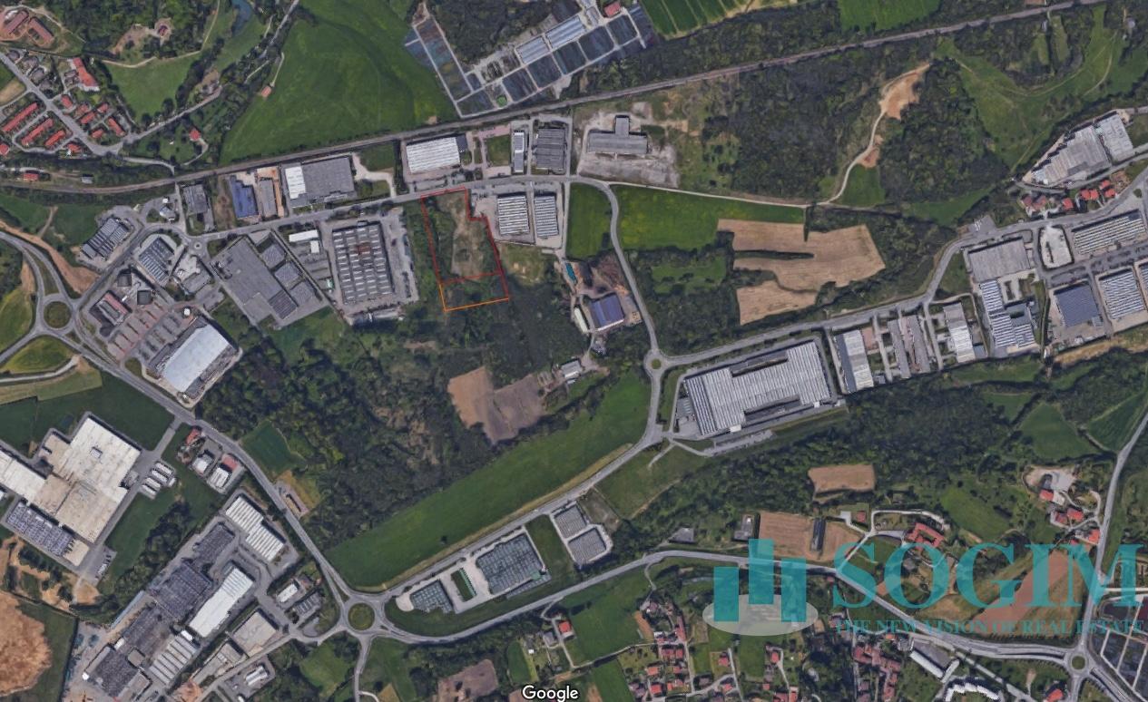 Terreno Industriale in Vendita a Anzano del Parco  rif. 8022