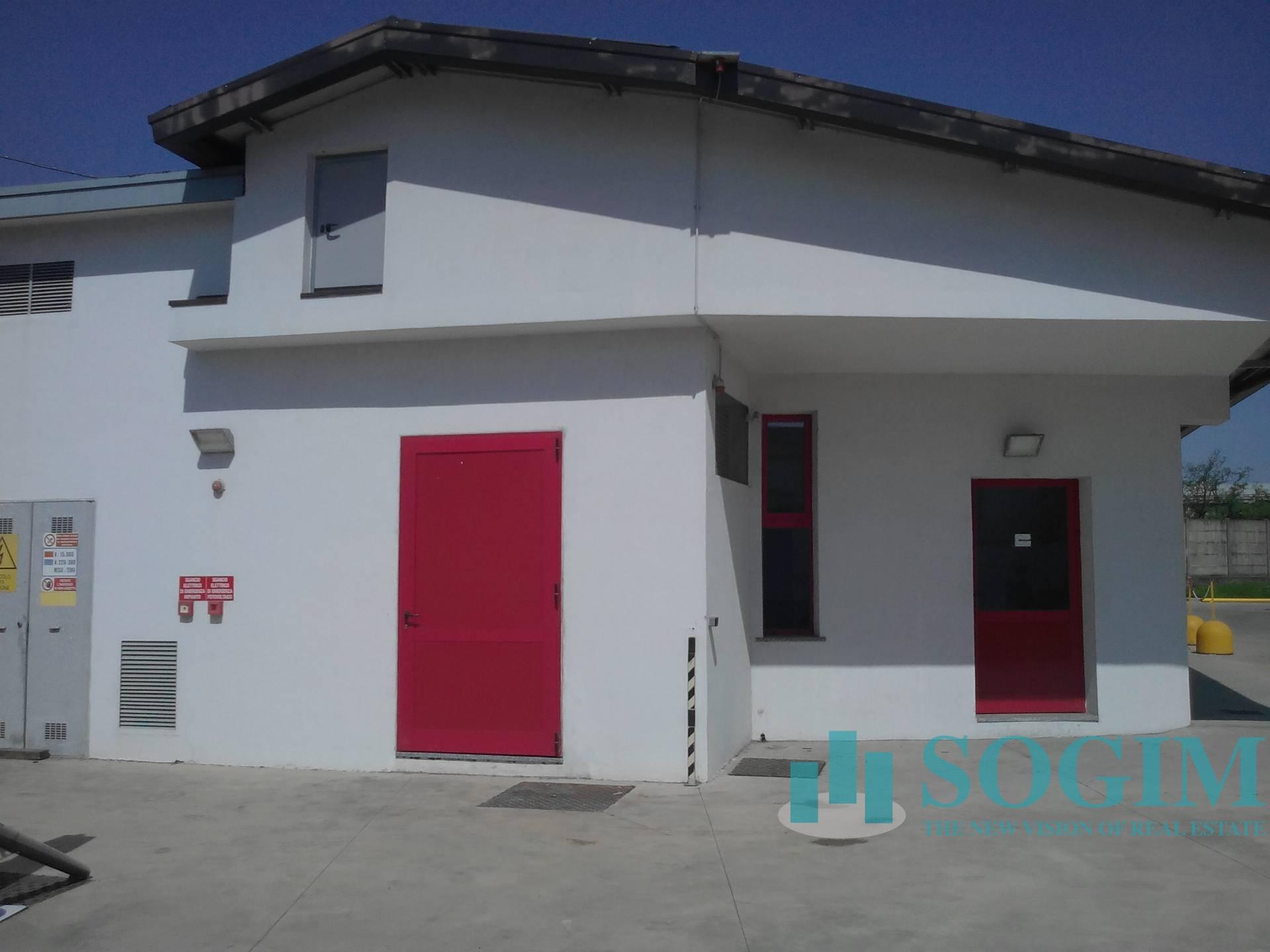 Capannone in Affitto a Cornaredo  rif. 8031