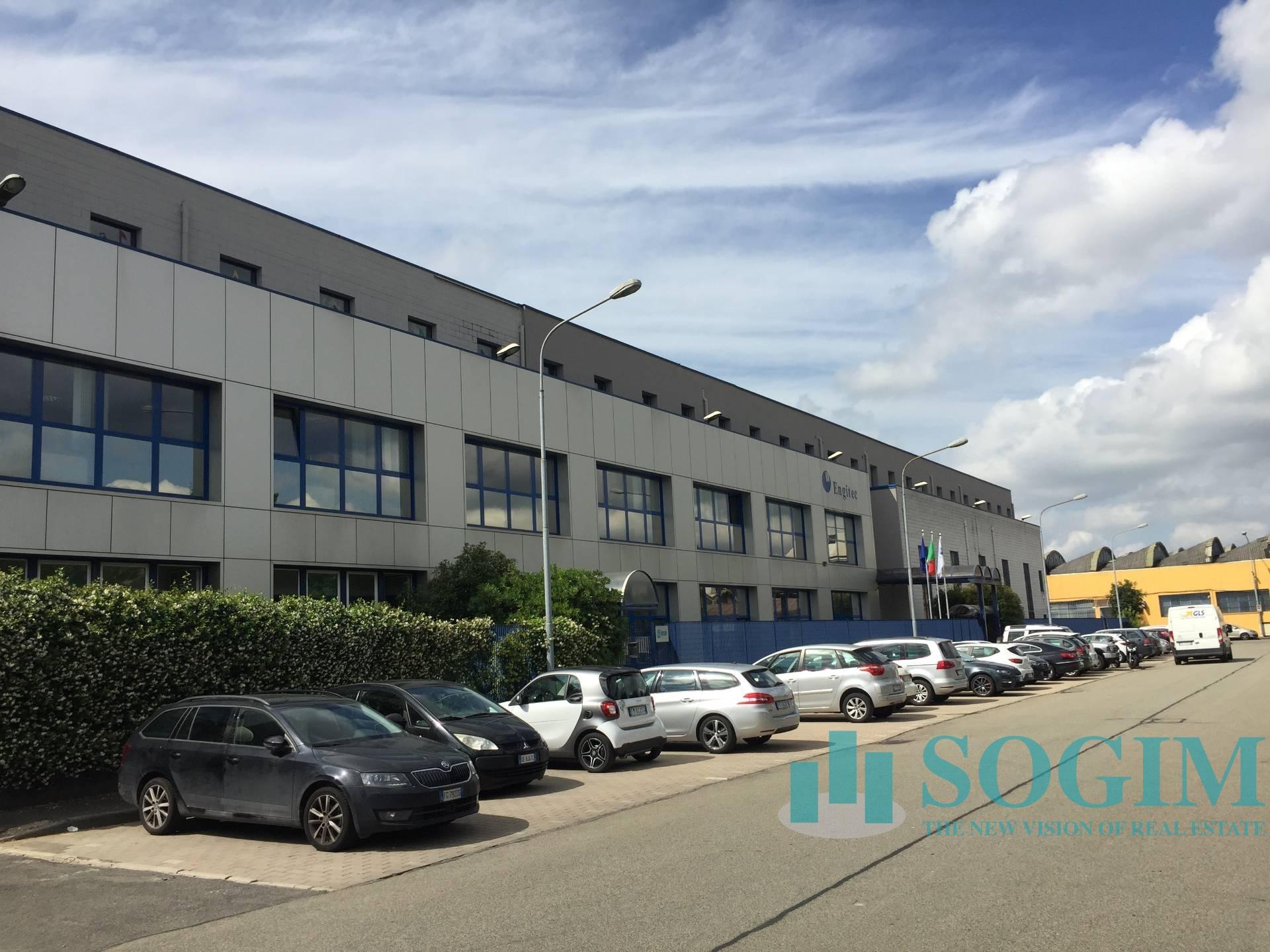 Ufficio in Affitto a Novate Milanese  rif. 8805