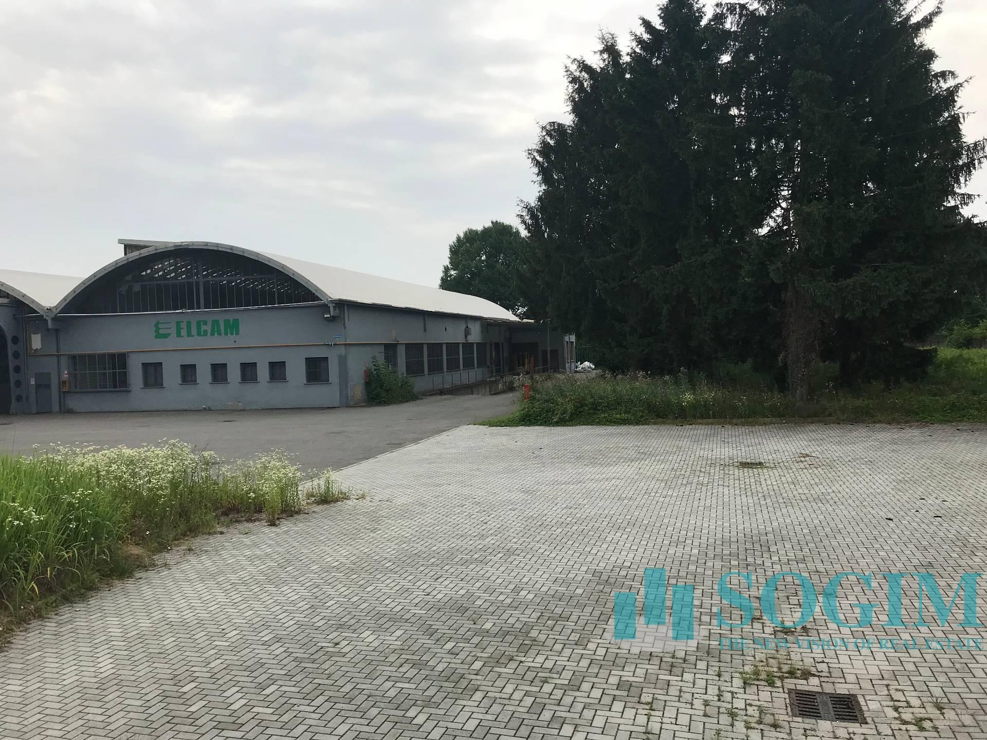 Capannone in Affitto a Biassono  rif. 8834