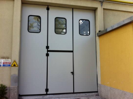 Capannone in Affitto a Pogliano Milanese  rif. 8876
