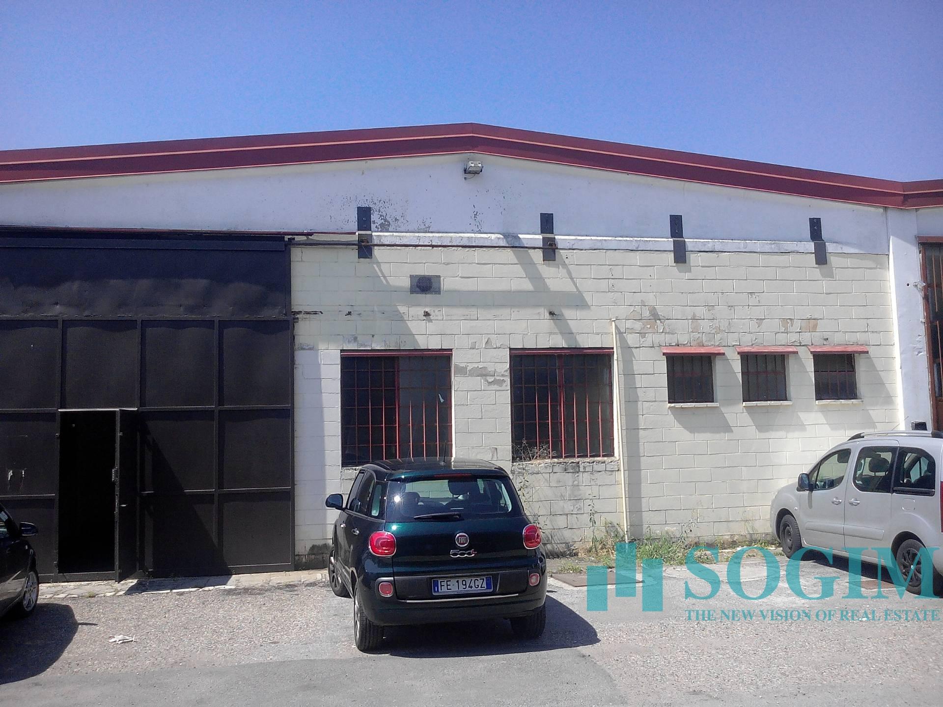 Capannone in Affitto a Cusago  rif. 9086