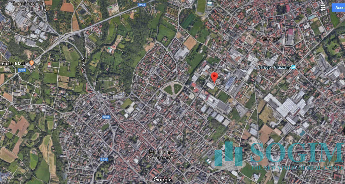 Capannone in Vendita a Carugo  rif. 9161