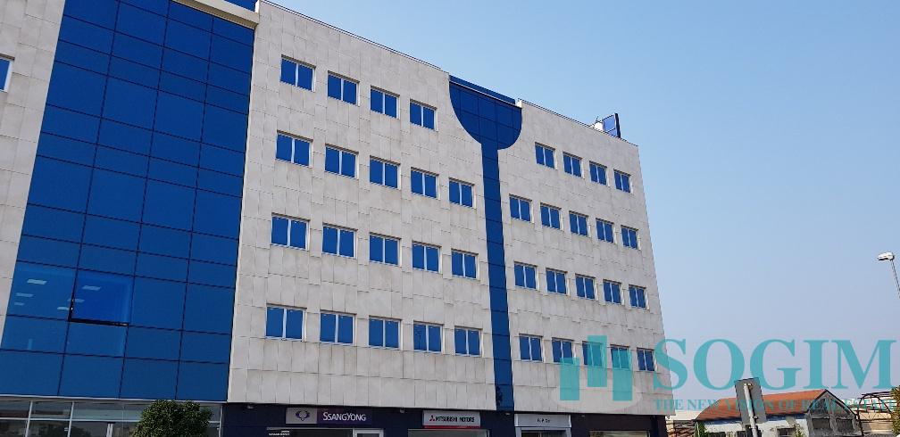 Ufficio in Affitto a Concorezzo  rif. 9229