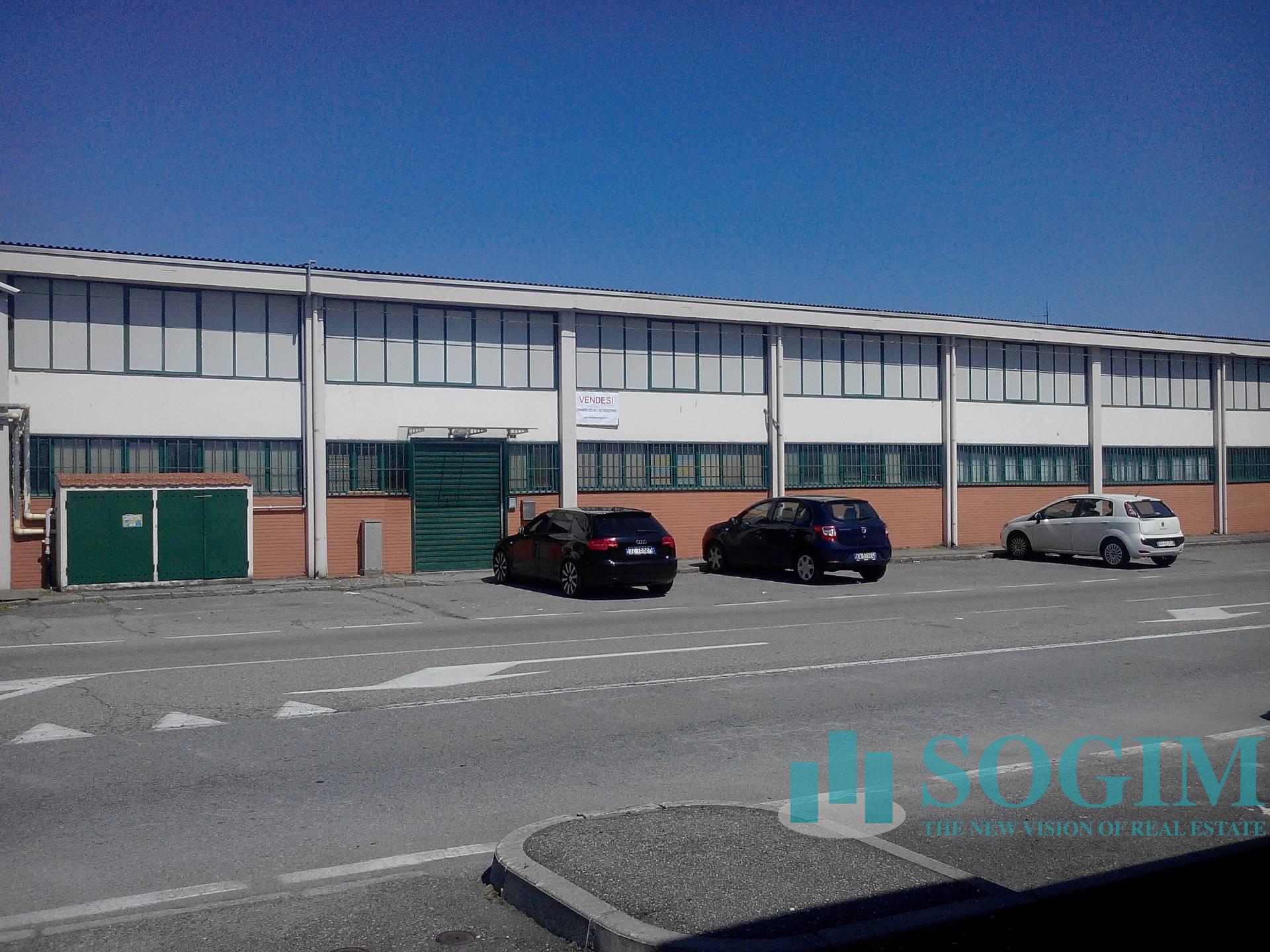 Capannone in Vendita a Gaggiano  rif. 9247