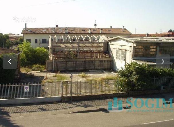 Terreno Industriale in Vendita a Gorgonzola  rif. 9272