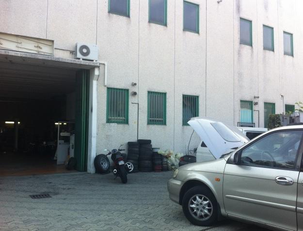 Capannone in Affitto a Agrate Brianza  rif. 9290