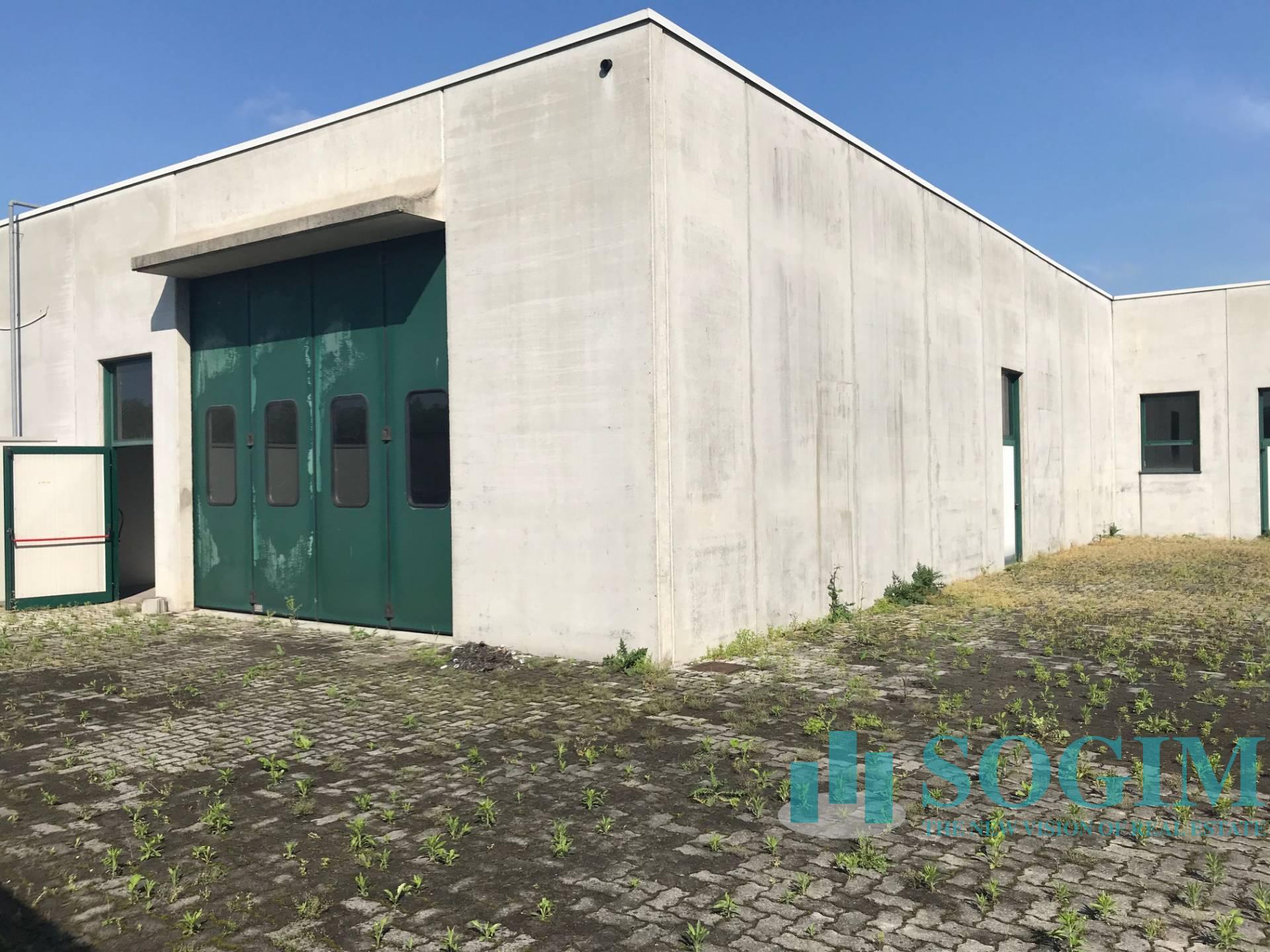 Capannone in Affitto a Lentate sul Seveso  rif. 9292