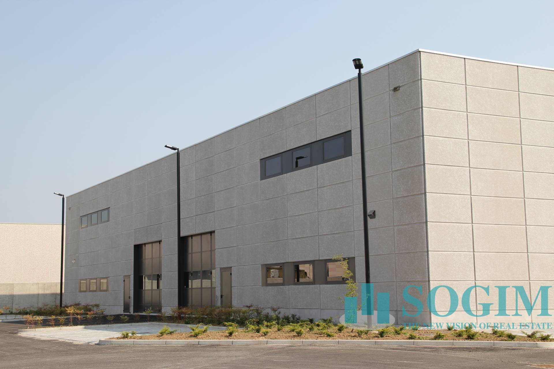 Ufficio in Affitto a Ornago  rif. 9297
