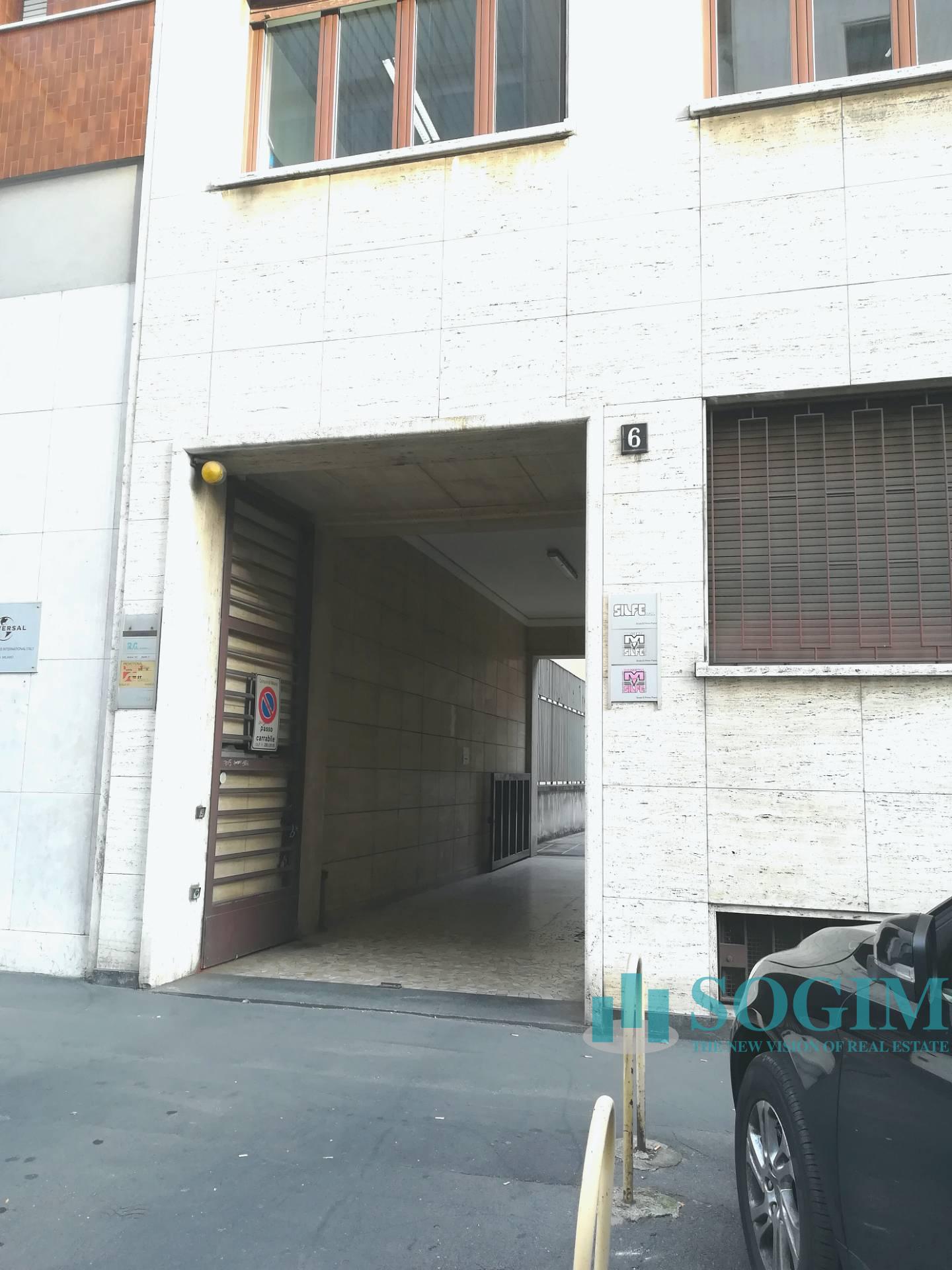 Ufficio in Affitto a Milano  rif. 9300