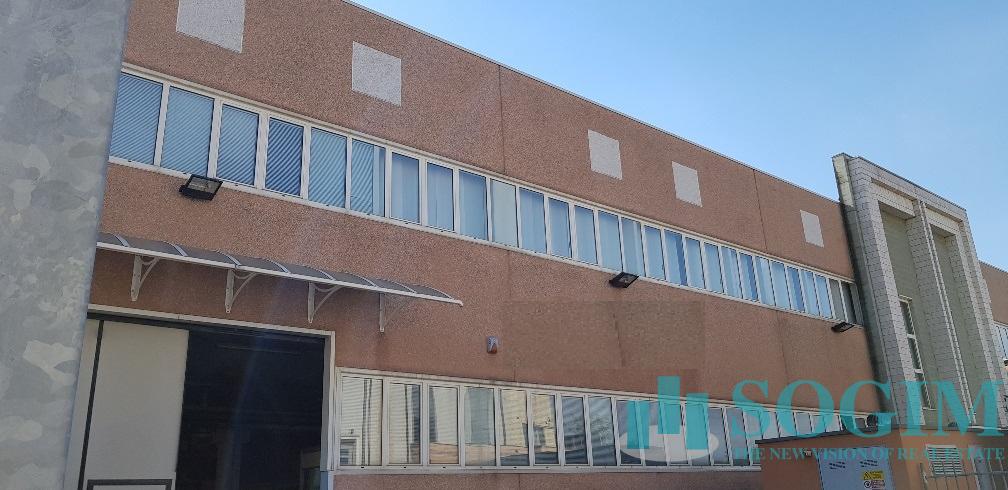 Capannone in Vendita a Brugherio  rif. 9012