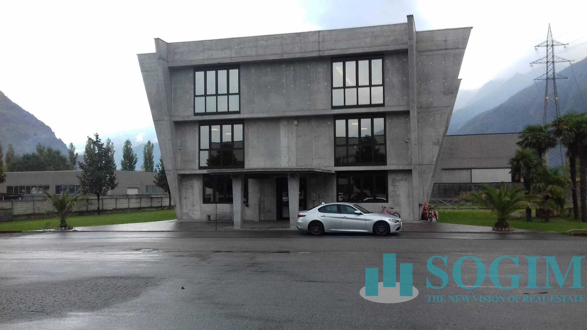 Magazzino in Affitto a Piedimulera  rif. 9324