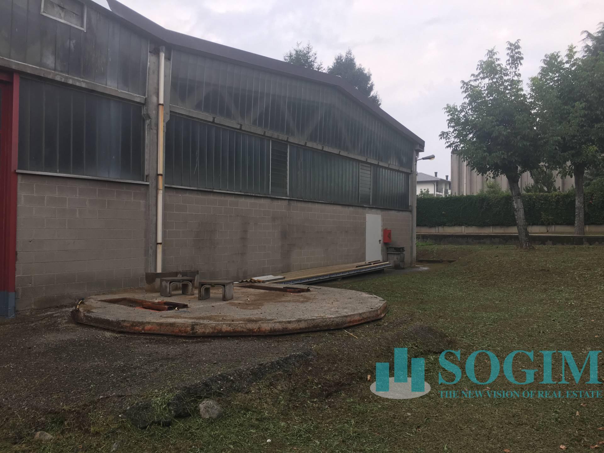 Capannone in Affitto a Figino Serenza  rif. 9346