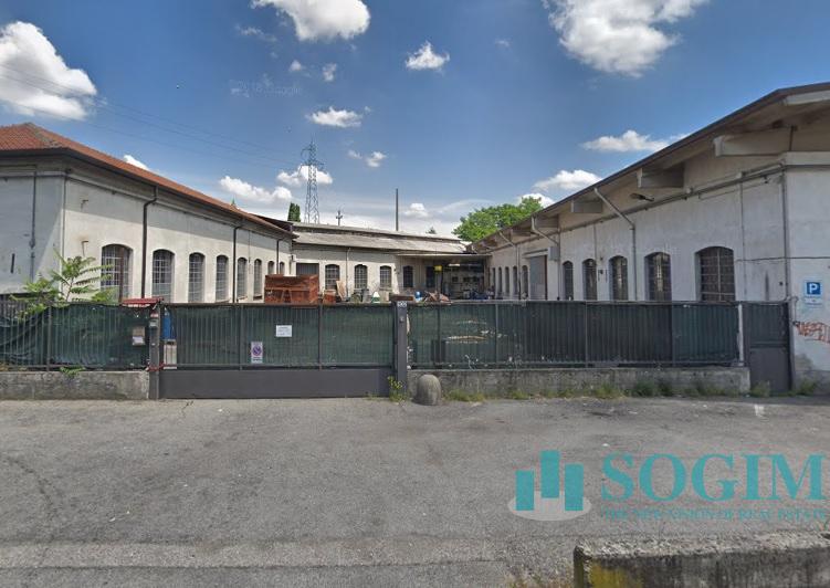 Capannone in Affitto a Brugherio  rif. 9359