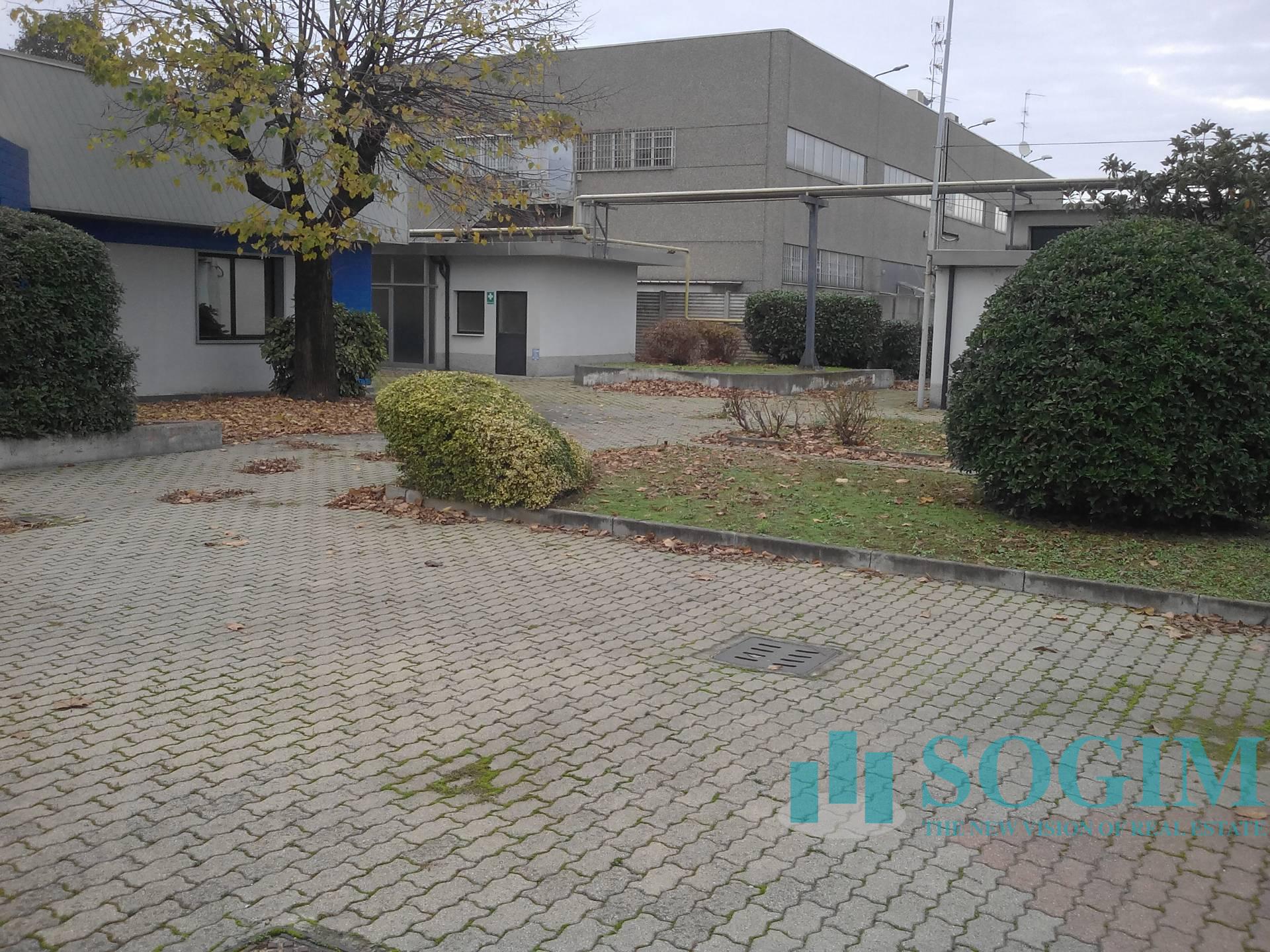 Capannone in Affitto a Trezzano sul Naviglio  rif. 9435